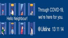 Helping our neighbour Lifeline